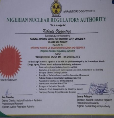 Nigerian Nuclear Regulator